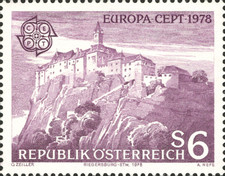 [EUROPA Stamps - Monuments, Typ APV]