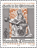 [Gothic Provincial Exhibit in Styria - St. Lambrecht, Typ APX]