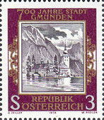 [The 700th Anniversary of the City of Gmunden, Typ APY]