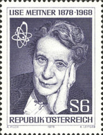 [The 100th Anniversary of the Birth of Lise Meitner, Typ AQK]