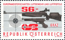 [European Championships - Air Rifles and Air Guns, Typ AQV]