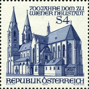 [The 700th Anniversary of the Cathedral in Wiener Neustadt, Typ ARB]