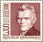 [The 50th Anniversary of the Death of Jodok Fink, Typ ARK]