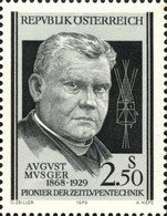 [The 50th Anniversary of the Death of August Musger, Typ ARY]