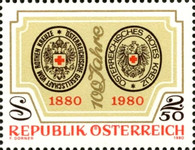 [The 100th Anniversary of the Austrian Red Cross, Typ ASE]