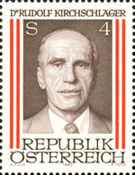 [The 65th Anniversary of Federal President Dr. Rudolf Kirchschläger, type ASF]