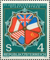 [The 25th Anniversary of the Austrian State Treaty, type ASL]