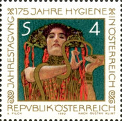 [The 175th Anniversary of Hygiene in Austria, type ASN]
