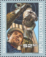 [The 50th Anniversary of Oil Production in Austria, type ASQ]