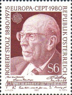 [EUROPA Stamps - Famous People, Typ ASW]