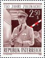[The 150th Anniversary of the Austrian Customs Guard, Typ ATA]