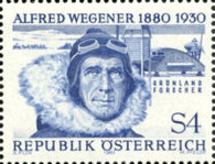 [The 100th Anniversary of Alfred Wegener, type ATE]