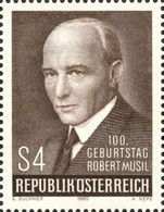 [The 100th Anniversary of the Birth of Robert Musil, type ATF]