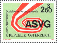 [The 25th Anniversary of ASVG, type ATI]