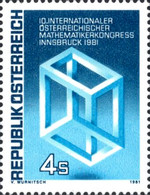 [The 10th International Congress of Mathematics in Innsbruck, Typ ATY]