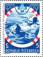 [The 25th Anniversary of the Austrian Life Saving Society, Typ AUQ]