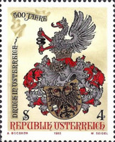 [The 500th Anniversary of Printing in Austria, Typ AUT]