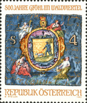[The 800th Anniversary of Gföhl in Waldviertel, Typ AUY]