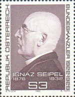 [The 50th Anniversary of the Death of Ignaz Seipel, Typ AVE]