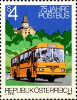 [The 75th Anniversary of Postal Bus Services, Typ AVG]