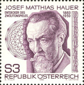 [The 100th Anniversary of Josef Matthias Hauer, Typ AVZ]