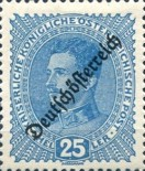[Stamps of 1916-1917 Overprinted