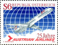 [The 25th Anniversary of Austrian Airlines, Typ AWA]