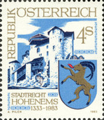 [The 550th Anniversary of Hohenems, Typ AWH]