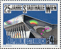 [The 25th Anniversary of Vienna Stadthalle, Typ AWI]