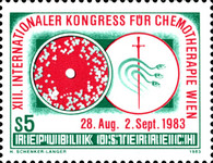 [The 13th International Congress on Chemotherapy, Vienna, Typ AWO]