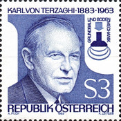 [The 100th Anniversary of Prof. Dr. Karl von Terzaghi, Typ AWT]