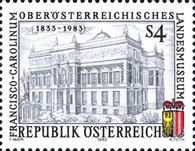 [The 150th Anniversary of the Upper Austrian Provincial Museum, Typ AWY]