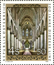 [The 200th Anniversary of Linz Diocese, Typ AYQ]