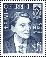 [The 100th Anniversary of Alban Berg, Typ AYR]