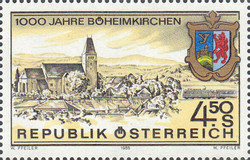 [The 1000th Anniversary of Böheimkirchen, Typ AZA]