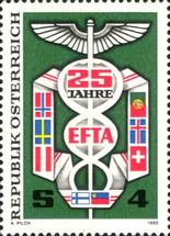[The 25th Anniversary of EFTA, Typ AZB]