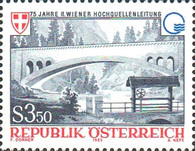 [The 75th Anniversary of the Second Viennese Mountain Spring Water Supply Line, Typ AZV]