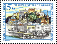 [The 700th Anniversary of Salzburg's Town Charter, Typ BBP]
