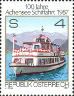 [The 100th Anniversary of Shipping on Lake Achen, Typ BCA]