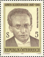 [The 100th Anniversary of the Birth of Erwin Schrödinger, Typ BCC]