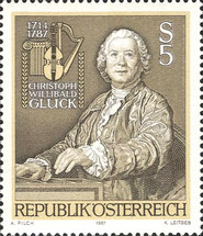 [The 200th Anniversary of the Death of Christoph Willibald Gluck, Typ BCP]