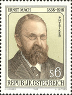 [The 150th Anniversary of the Birth of Ernst Mach, Typ BCV]
