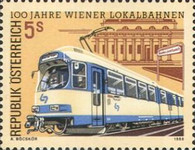 [The 100th Anniversary of the Viennese Local Trains Inc, Typ BDB]