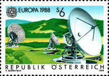 [EUROPA Stamps - Transportation and Communications, Typ BDG]