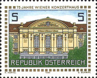 [The 75th Anniversary of the Vienna Concert House, Typ BDV]