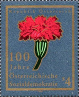 [The 100th Anniversary of the Austrian Social Democracy, Typ BDY]