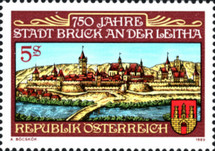 [The 750th Anniversary of Bruck an der Leitha, Typ BEG]