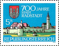 [The 700th Anniversary of Radstadt, Typ BEN]