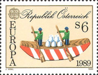 [EUROPA Stamps - Children's Games, Typ BEO]