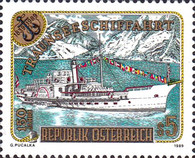 [The 150th Anniversary of Shipping on the Traunsee, Typ BEQ]